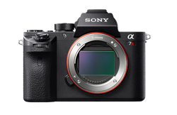 Sony Alpha7R Mark II - 4K - 35mm Vollformatsensor